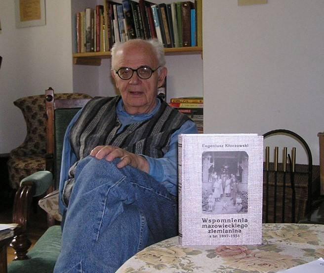 Felietony, Chorzele Odszedł Profesor - zdjęcie, fotografia