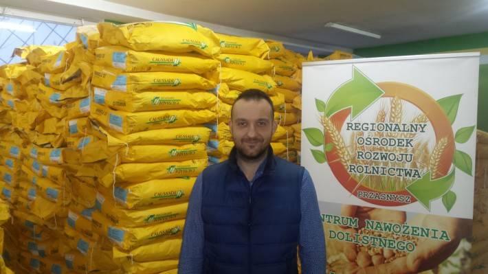Serwis rolniczy, Konferencja udziałem wiceministra Rolnictwa Rozwoju lutego Przasnyszu - zdjęcie, fotografia