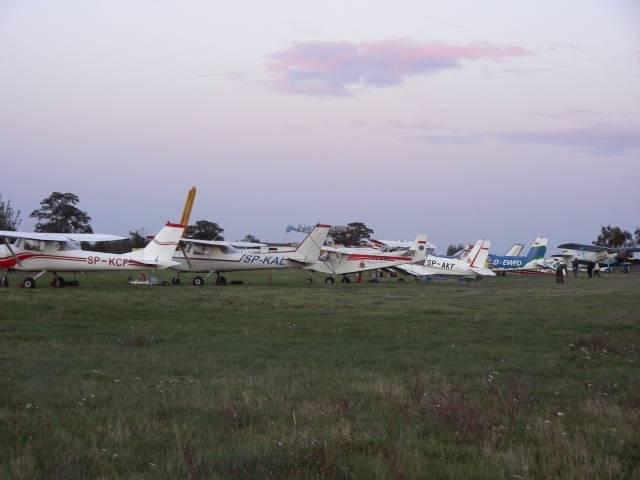 Motoryzacja, Przasnyski Samolotów Ultralekkich - zdjęcie, fotografia