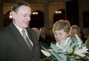 Aktualności_, Konferencja rocznicę wyborów czerwcowych - zdjęcie, fotografia