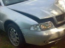 Wypadki drogowe, Tragiczny wypadek Klewkach - zdjęcie, fotografia