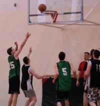 Koszykówka, Turniej koszykówki - zdjęcie, fotografia