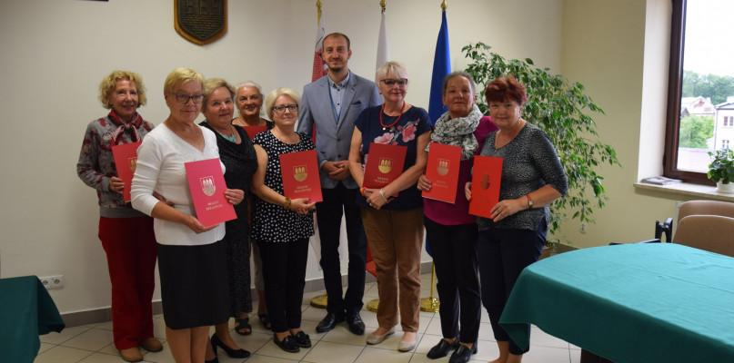 , Przasnyszu wybrano Radę Seniorów Kadencji - zdjęcie, fotografia