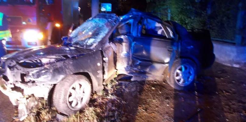 Wypadki drogowe, zostawiaj swojego auta! Mogą ukraść zniszczyć - zdjęcie, fotografia
