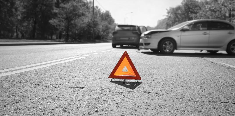 Wypadki drogowe, Poważny wypadek Gostkowie Jedno dachowało [Aktualizacja Zdjęcia] - zdjęcie, fotografia