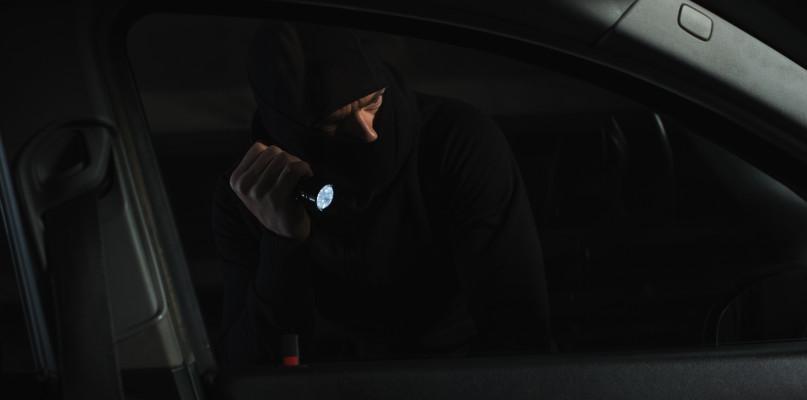 Kronika Kryminalna - Policja, Ukradli samochód tysięcy złotych - zdjęcie, fotografia