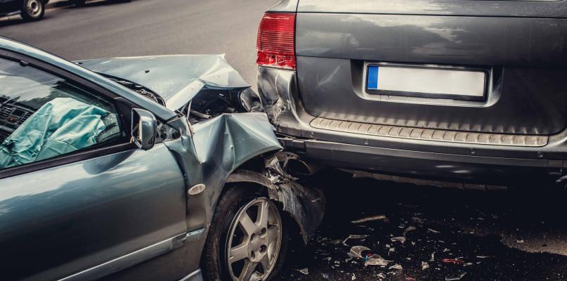 Kronika Kryminalna - Policja, Śpiący królewicz nieudane manewry kierowców przasnyskich drogach - zdjęcie, fotografia