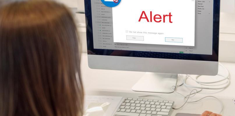 Informacje US ZUS PUP, Urząd Skarbowy ostrzega! otwieraj maili - zdjęcie, fotografia