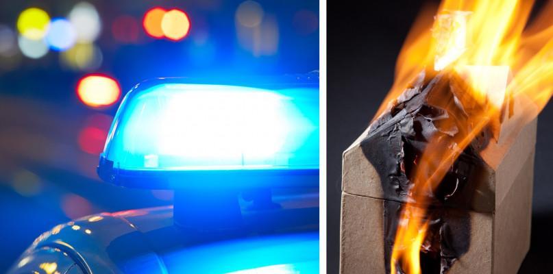 Kronika Kryminalna - Policja, Bawili piromanów Zostali zatrzymani jeden dodatkowo odpowie przed Sądem - zdjęcie, fotografia
