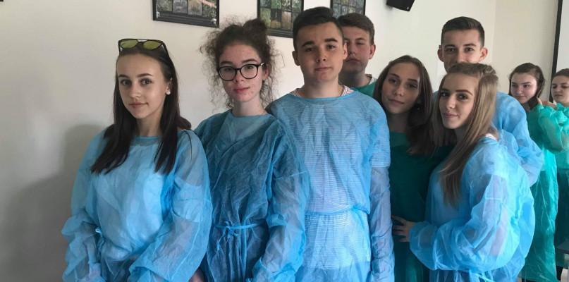 Szkoły średnie, obecni uczniowie spotkali Białymstoku Festiwalu Nauki Sztuki - zdjęcie, fotografia