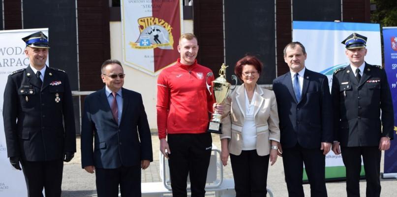 Sport Pożarniczy, Piotr wśród najlepszych strażaków znamy wyniki! - zdjęcie, fotografia