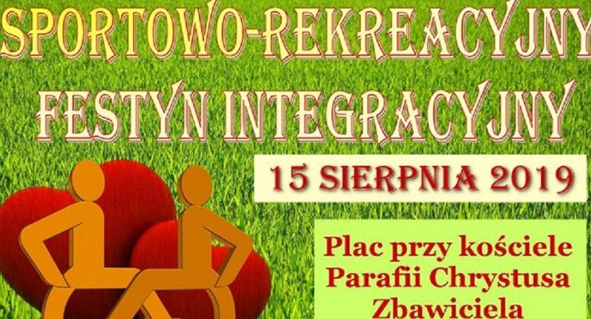 Festyny - Pikniki - Wydarzenia, Festyn Integracyjny Zbawiciela zaproszenie - zdjęcie, fotografia