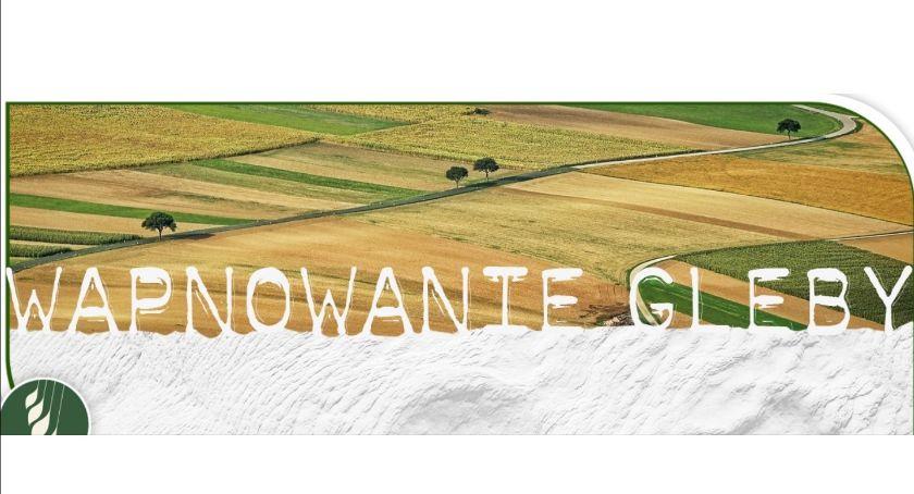 Serwis rolniczy, Uwaga Rolniku! Ruszył program wapnowania - zdjęcie, fotografia