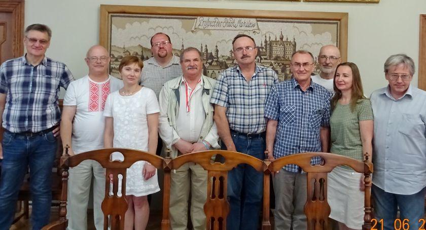 Styl Życia, Andrzej Biały gościem międzynarodowych konferencji naukowych Białorusi - zdjęcie, fotografia