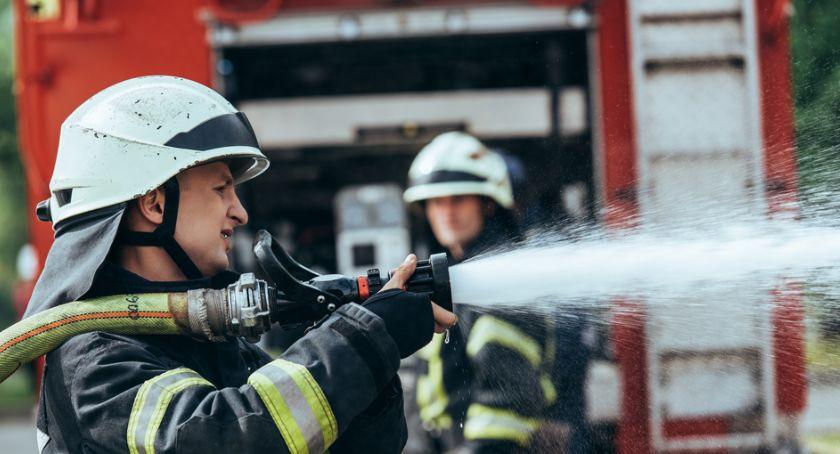 Pożary - Straż , Dodatkowy budżet Ustawa podpisana - zdjęcie, fotografia