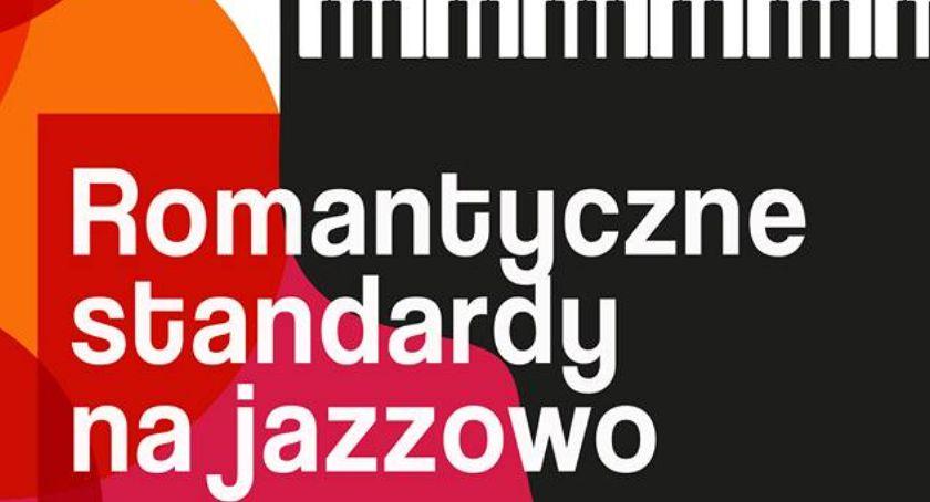 Koncerty, Romantyczne standardy jazzowo Opinogórze - zdjęcie, fotografia