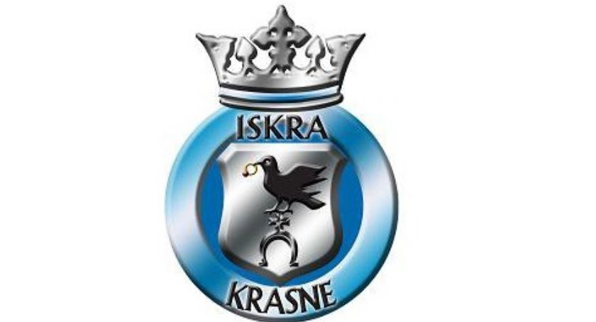 Piłka nożna, Iskra Krasne nowym składzie - zdjęcie, fotografia