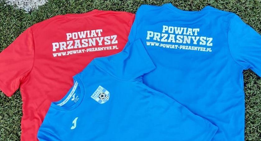 Piłka nożna, Transfery Przasnysz - zdjęcie, fotografia