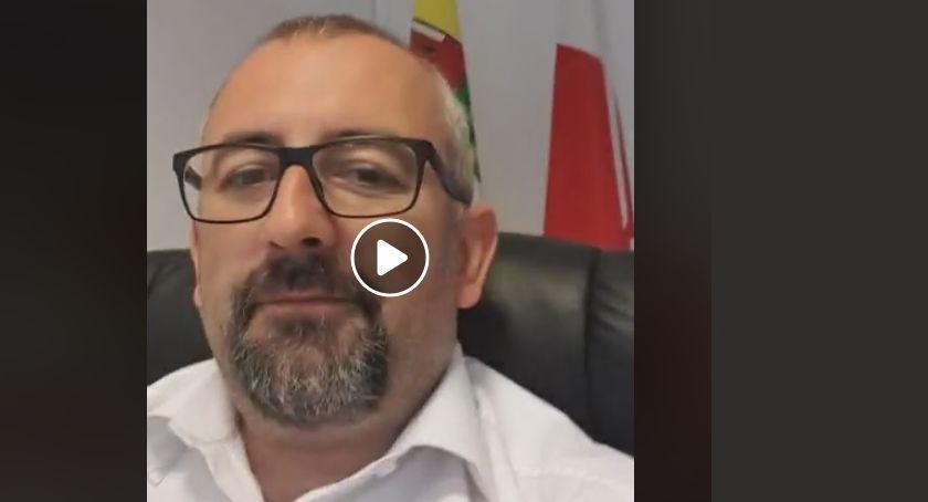 Starosta i Powiat, gabinetu Starosty Zobacz dzieje powiecie przasnyskim [wideo] - zdjęcie, fotografia