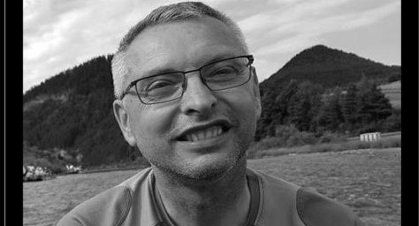 Odeszli, Odszedł Jacek Marchewka wieloletni nauczyciel Przasnyszu - zdjęcie, fotografia