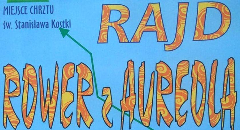 Rower, Rower Aureolą zapraszamy niedzielny - zdjęcie, fotografia