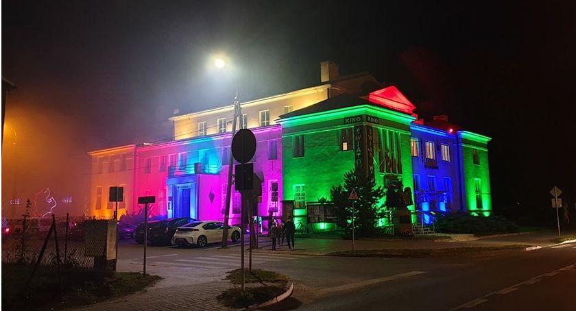 Festyny - Pikniki - Wydarzenia, niesamowity spektakl laserowy Parku Miejskim [Foto wideo] - zdjęcie, fotografia