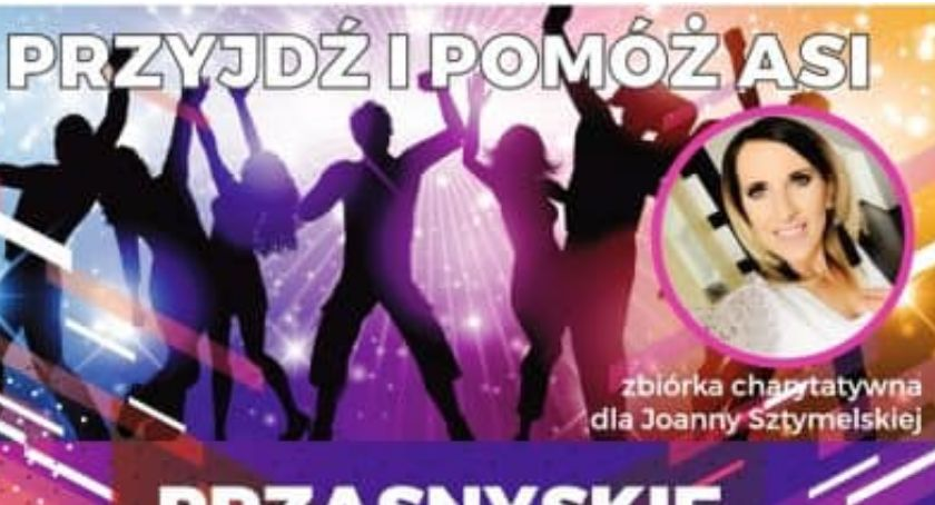 Charytatywne akcje, Charytatywne Przasnyskie Taneczne - zdjęcie, fotografia