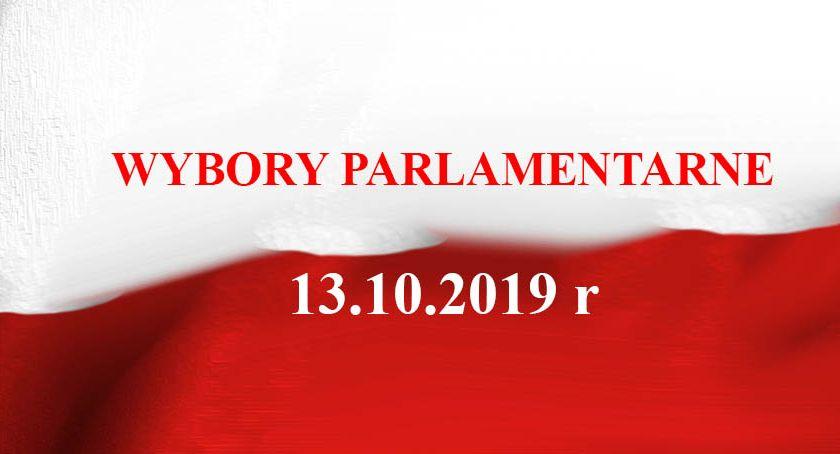 Komunikaty policji , Wkrótce wybory Sejmu Senatu informuje - zdjęcie, fotografia
