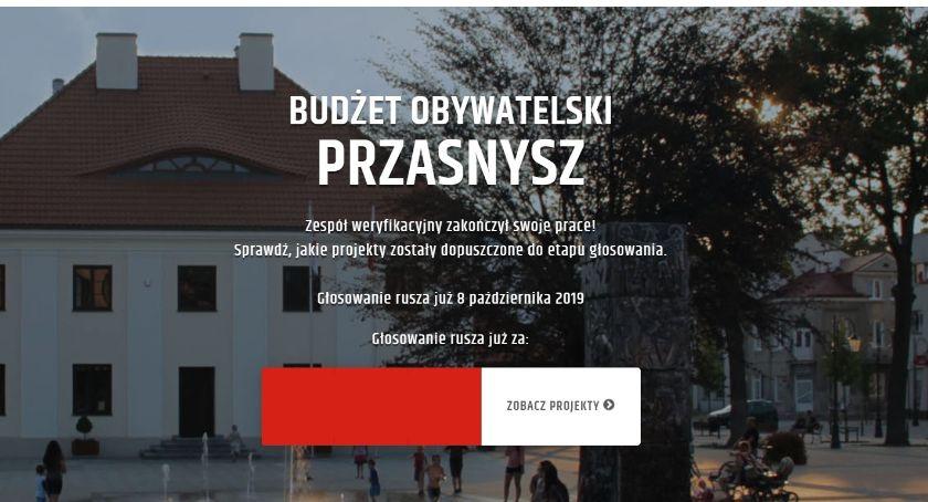Burmistrz - Rada - Miasto, października rusza głosowanie Budżet Obywatelski [Lista projektów] - zdjęcie, fotografia