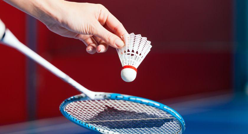 Badminton, Grand Jednorożca Badmintonie zaproszenie - zdjęcie, fotografia