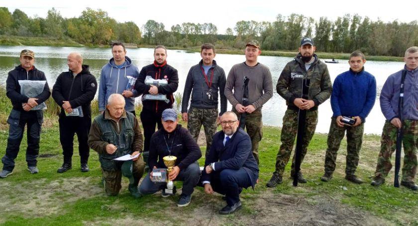 Wędkarstwo, Otwarte spinningowe zawody wędkarskie puchar Starosty Przasnyskiego brała! - zdjęcie, fotografia
