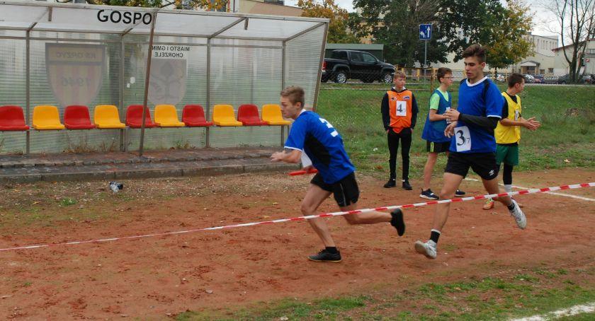 Sport szkolny, Finały Sztafetowych Biegów Przełajowych Mistrzostwa powiatowe 2019/2020 [Wyniki] - zdjęcie, fotografia