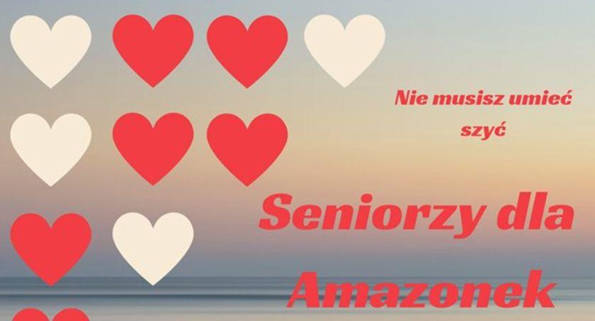 Warsztaty, Serce Serca czyli Seniorzy Amazonek - zdjęcie, fotografia