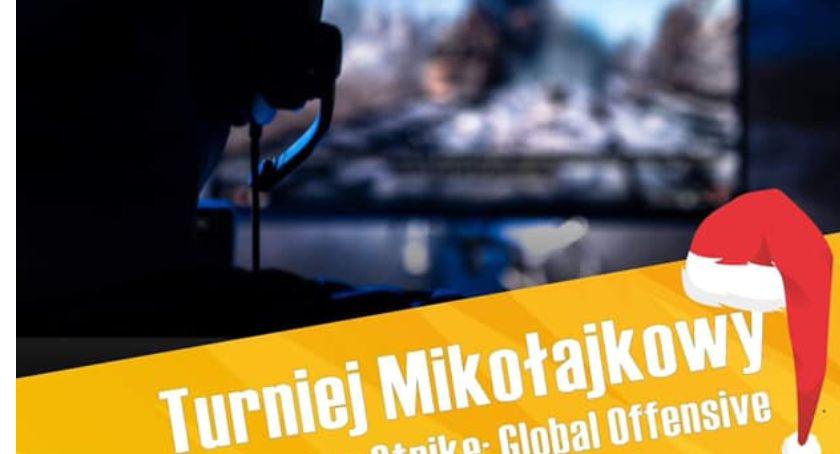 e-Sport, Mikołajkowy Turniej Counter Strike Global Offensive zaproszenie - zdjęcie, fotografia