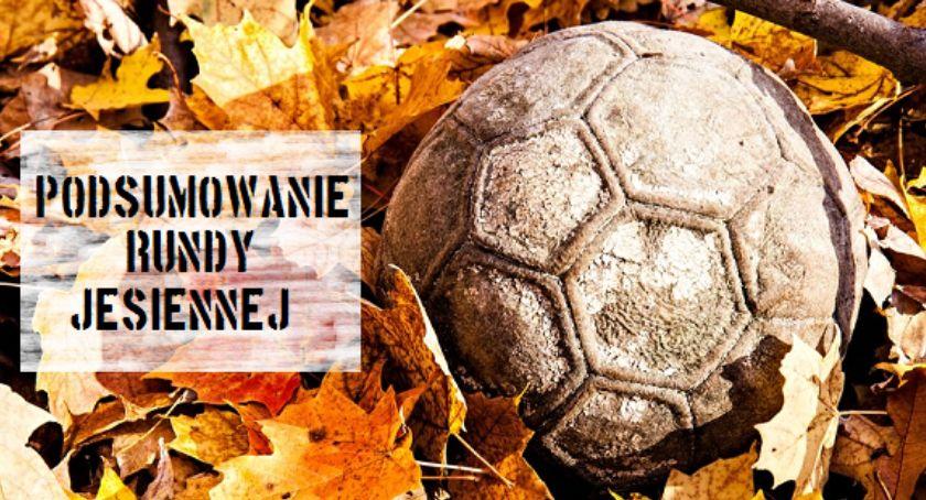Piłka nożna, Przasnysz podsumował rundę jesienną - zdjęcie, fotografia