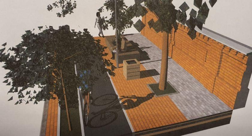 Drogi - remonty - inwestycje, może wyglądać chodnik - zdjęcie, fotografia