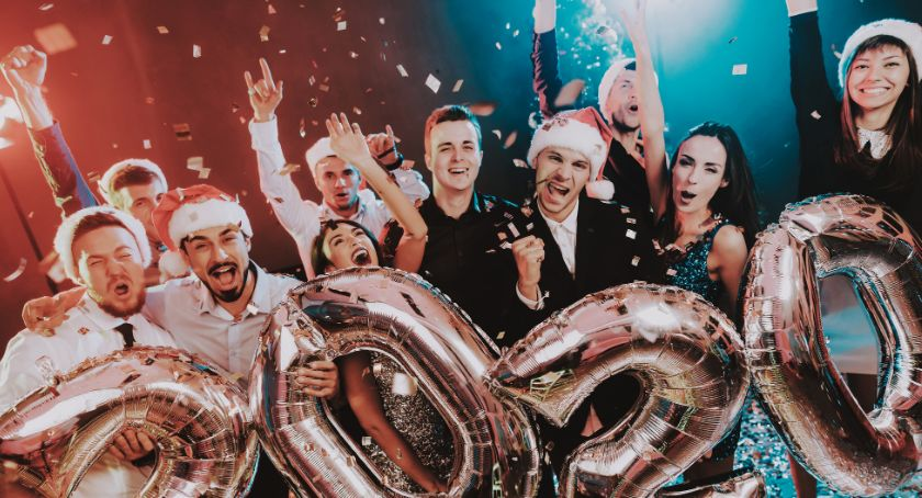 Festyny - Pikniki - Wydarzenia, Sylwestrowy Bezalkoholowy zaproszenie - zdjęcie, fotografia