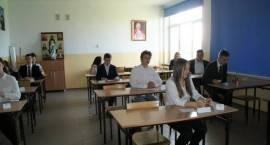 Trwają egzaminy gimnazjalne. Dziś przystąpili uczniowie przasnyskiej