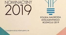 Starosta Przasnyski Krzysztof Bieńkowski został nominowany do Polskiej Nagrody Inteligentnego Rozwoju 2019