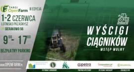 Wyścigi ciągników rolniczych podczas III edycji Targów OPEN FARM - zgłoszenia