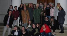 Wolontariusze Światła zwiedzili Mazowiecki Instytut Kultury