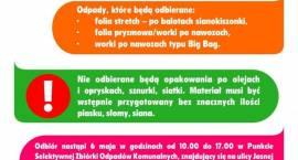 Odbiór odpadów z działalności gospodarczej w Czernicach Borowych - informacja