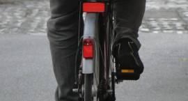 Obywatelskie ujęcie nietrzeźwego rowerzysty