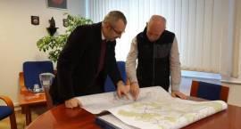 Radny miejski prosi starostę Bieńkowskiego o budowę ścieżki rowerowej do strefy gospodarczej