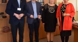 Burmistrz Beata Szczepankowska z rewizytą w Przasnyszu. Są konkrety wspólnych działań Przasnysz – Chorzele.