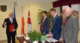 Uroczyste ślubowanie Radnego Rady Miejskiej w Przasnyszu Pana Bogdana Dymczyka
