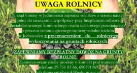 Jednorożec: UWAGA ROLNICY