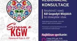 Zaproszenie na regionalne konsultacje w Grudusku