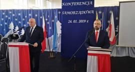 Powiatowo – gminna konferencja samorządowa w Krzynowłodze Małej (FOTO+VIDEO)