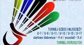 Trzeci turniej III Grand Prix Jednorożca w Badmintonie - zaproszenie